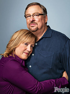Rick Warren, Wife Open Up About Son's Suicide
