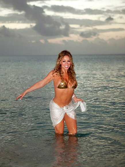 Mariah Carey Wows As She Shows Off Her Toned Bikini Body