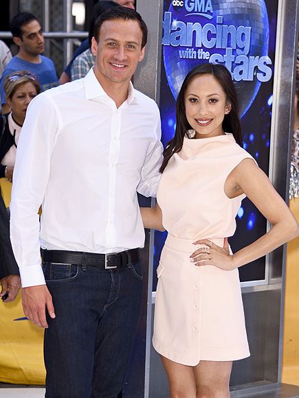 Image result for Ryan Lochte & Cheryl Burke