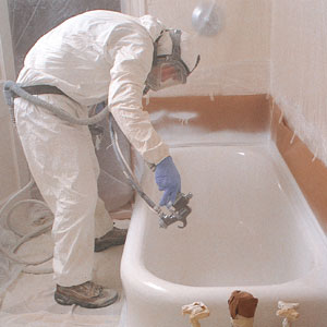 Refinish Your CastIron Tub  Tubs  Bathroom  This Old House  3