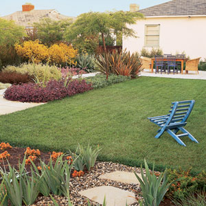 guide scaping backyard landscaping