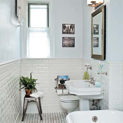 Return to the Jazz Age  Bath Gets a Classic Redo 1920sStyle  This Old House