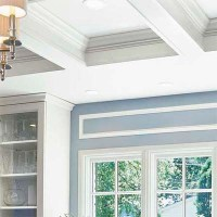 Coffered Ceiling | How to Afford the Kitchen You Want ...