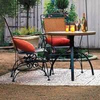 Build a Backyard Retreat: Tiled Area Rug | 25 Thrifty Ways ...