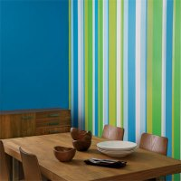 Striped Wall Design Guide | Colorful Striped Wall Designs ...