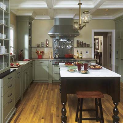 Gorgeous Green Kitchen  Steal Ideas From Our Best Kitchen
