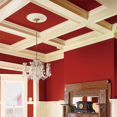 1. Coffer a Ceiling