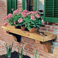 May: Potted-Plant Shelf | 88 Quick and Easy Decorative ...