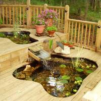 Ideas for garden fish ponds Details ~ Home landscaping