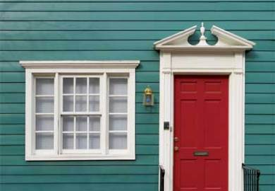 12 Best Paint Colors For Your Front Door