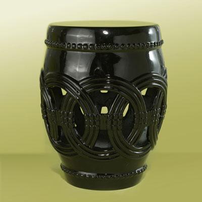 Other Options Fiberglass  Ceramic Garden Stools  This