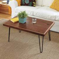 Hairpin-Leg Coffee Table | 27 Ways to Build Your Own ...