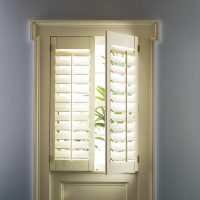 Interior Shutters | 27 Ways to Build Your Own Bedroom ...