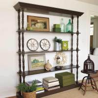 Open Shelving Unit | 27 Ways to Build Your Own Bedroom ...