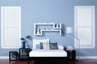 Light Blue Painted Rooms