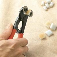 Cut Each Tile | How to Install a Glass Mosaic Tile ...