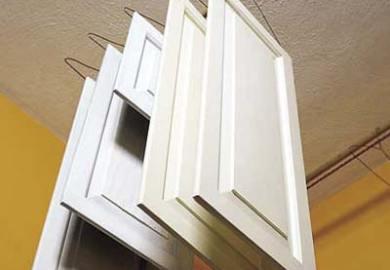 Kitchen Cabinet Trim Ideas Ehow