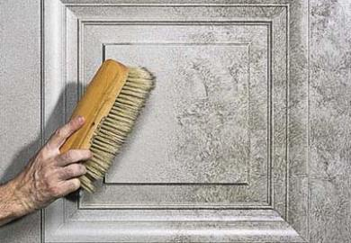 Faux Painting Furniture Ideas