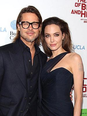 Angelina Jolie and Brad Pitt Are Engaged | Angelina Jolie, Brad Pitt