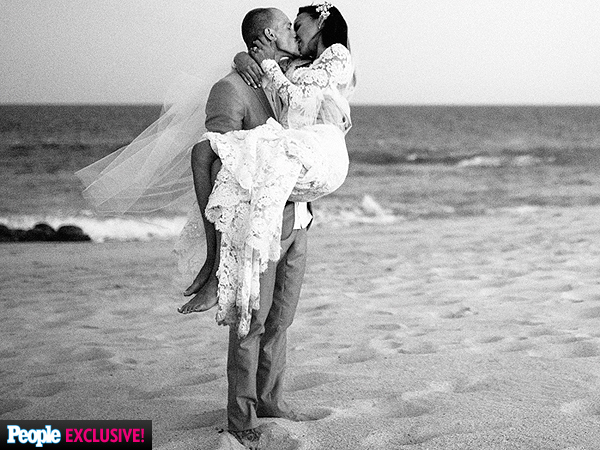 Naya Rivera Marries Ryan Dorsey