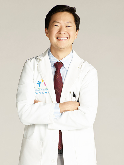 Ken Jeong: I Was an 'Intense' Doctor Before I Became an Actor