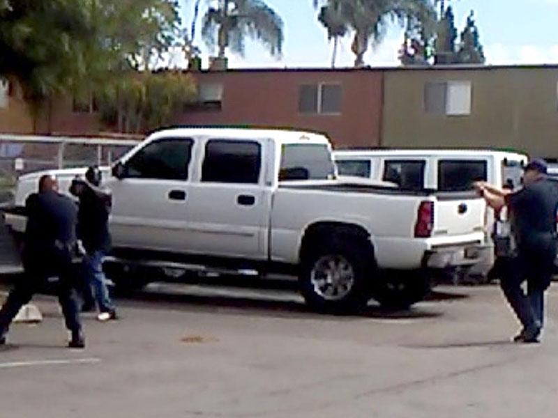 El Cajon, California Police Shooting: Ugandan Refugee Was Carrying Vape Device