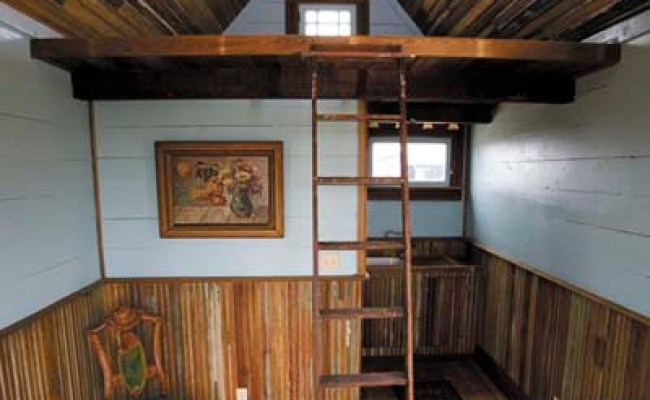 Wood Paneling Not Everything Is Bigger In Texas This