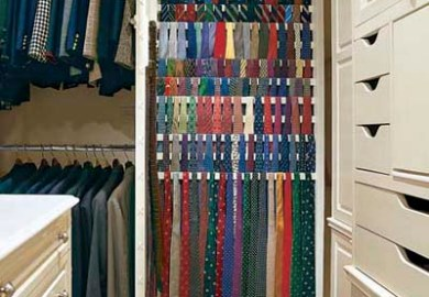 Tie Racks For Closets 3