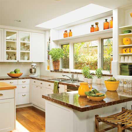 Making A Kitchen That Lasts  Simple Kitchen Design