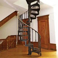 Save Space With a Spiral Staircase | Staircase Design and ...