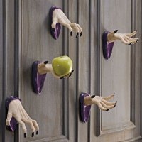 Floating Hand Wall Hangings | Spooky Halloween Home Decor ...