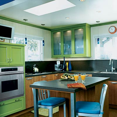 Mint Green Editors Picks Our Favorite Green Kitchens This Old House