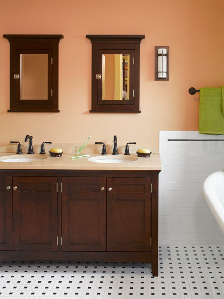 Bigger and Better Master Bath  Cleaning Up a Classic Craftsman  This Old House