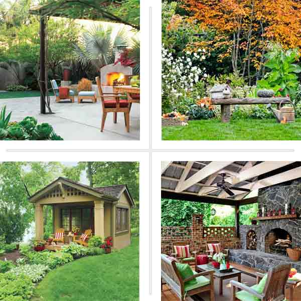 house landscaping ideas pdf