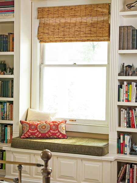 Snug Window Seat  A 1900 House With a Comeback Story