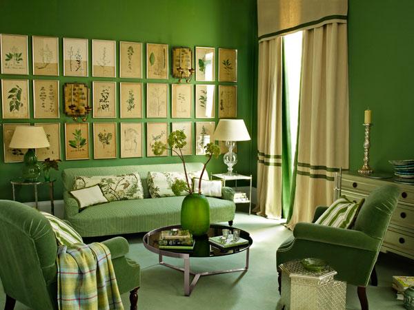 LeafGreen Living Room  Create a LeafGreen Living Room