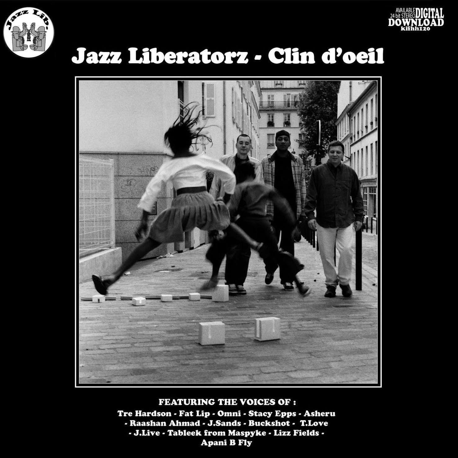 Clin D'oeil  Jazz Liberatorz — Listen And Discover Music