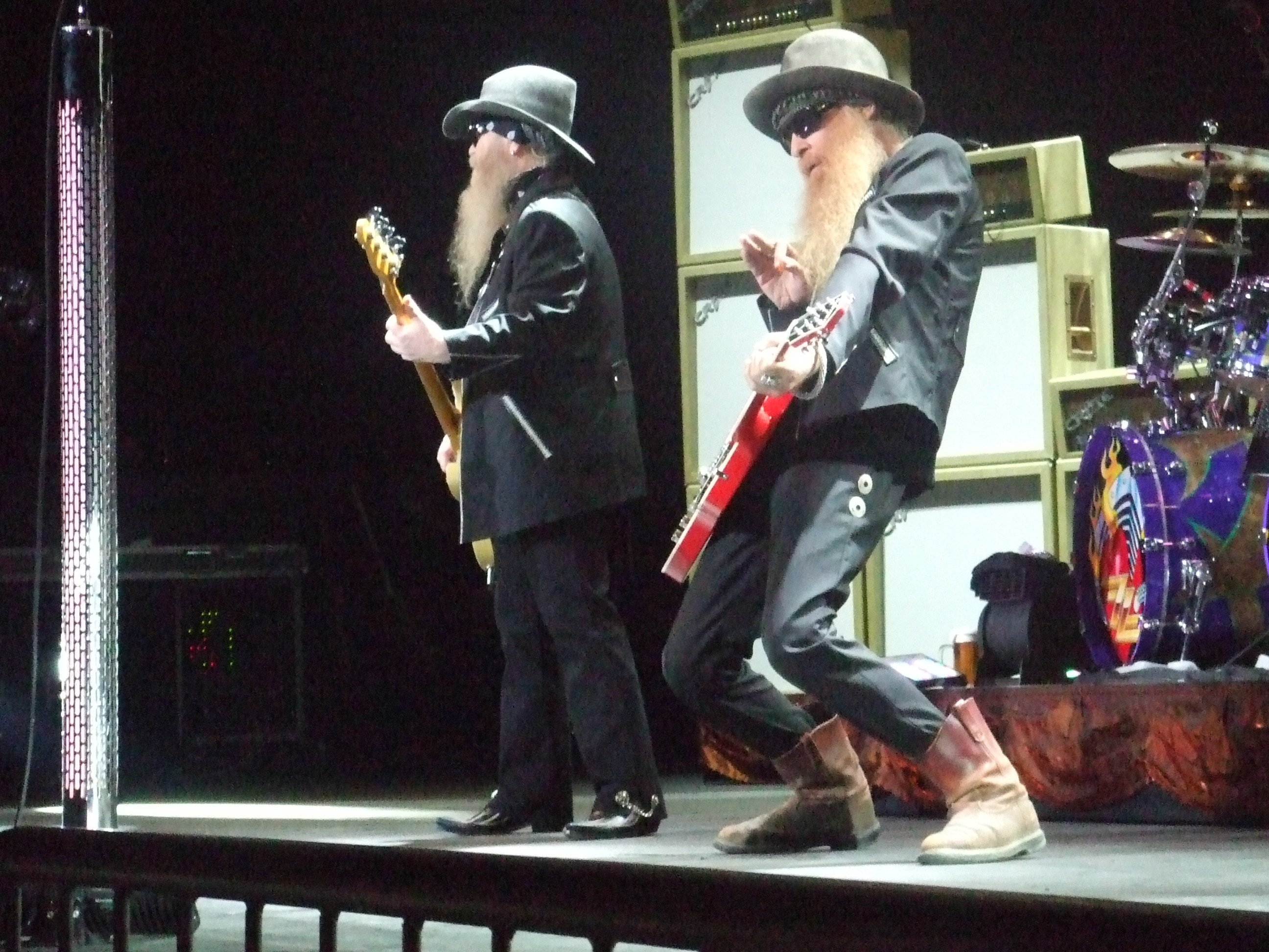 ZZ Top Lyrics Music News and Biography  MetroLyrics