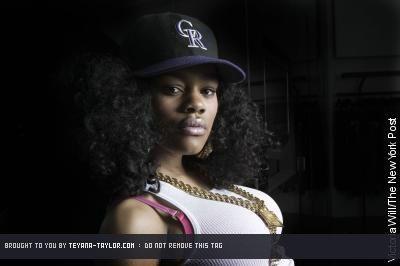 Teyana Taylor Lyrics Music News and Biography  MetroLyrics