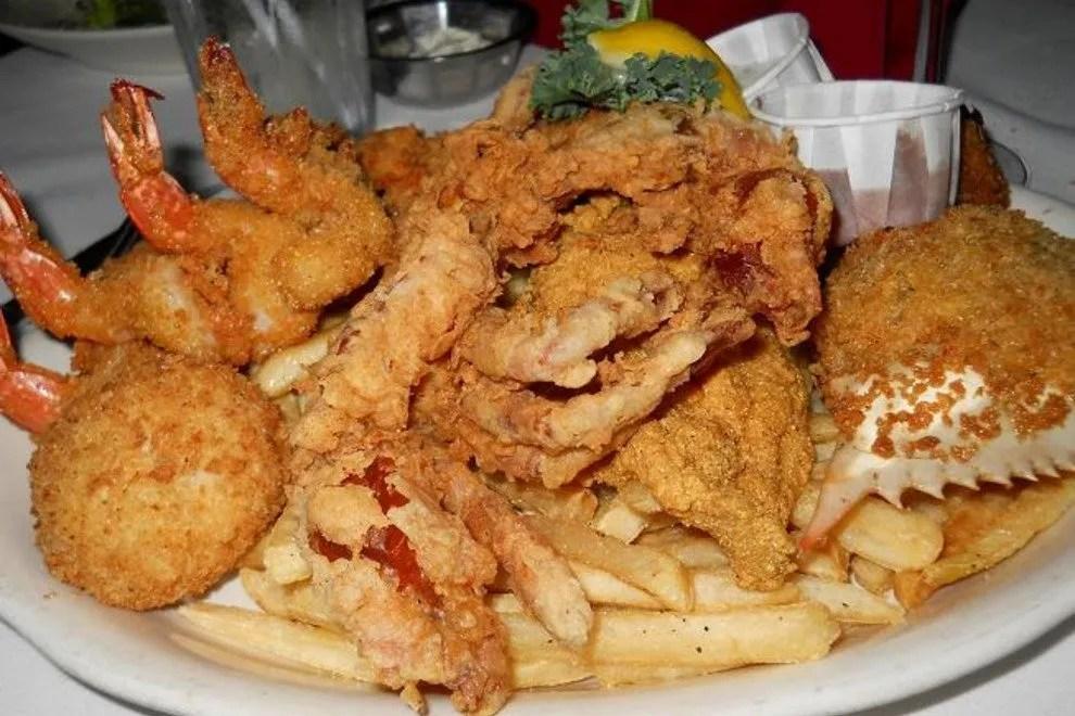 Pappadeaux Seafood Kitchen Phoenix Restaurants Review