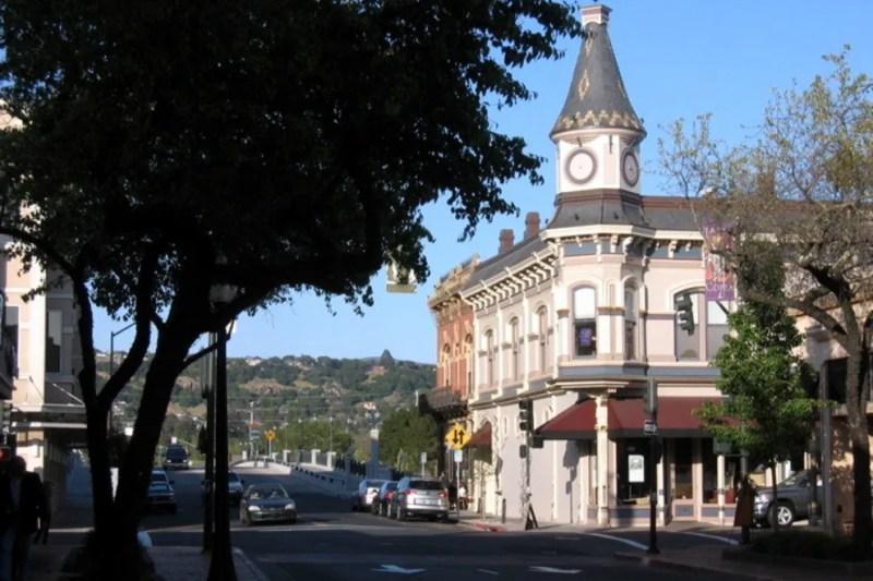 Napa Downtown