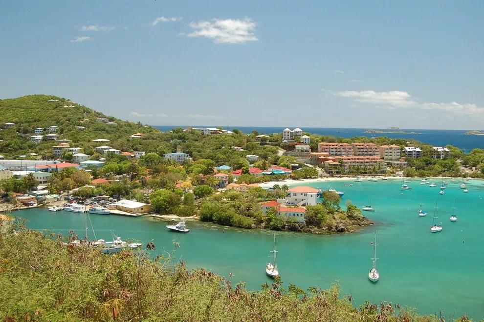Cruz Bay US Virgin Islands Shopping Review  10Best