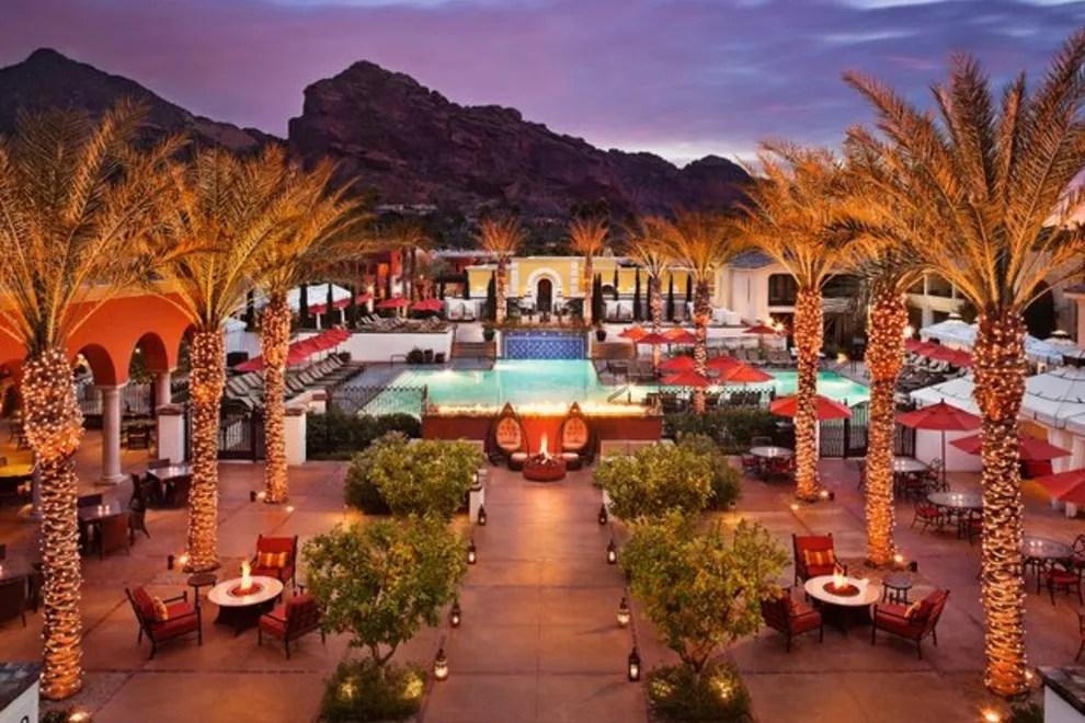 Scottsdale Luxury Hotels in Scottsdale AZ Luxury Hotel