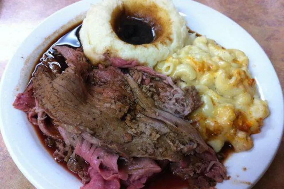 Soul Food Restaurants Nashville Tn