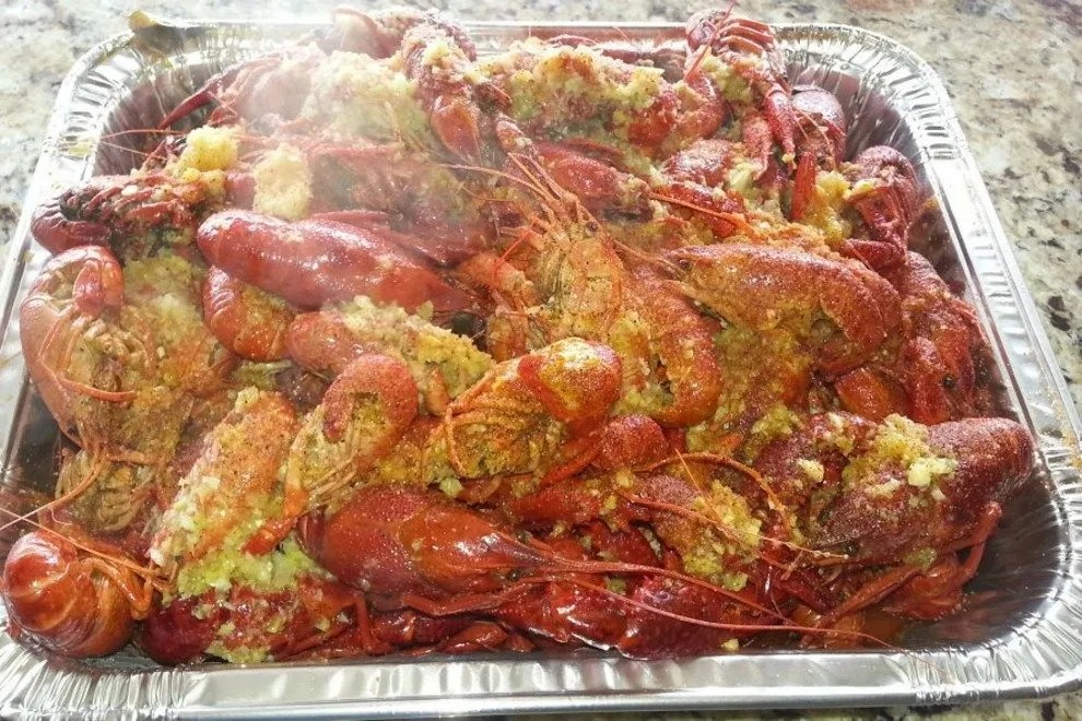 LA Boiling Crab  Seafood Orlando Restaurants Review  10Best Experts and Tourist Reviews