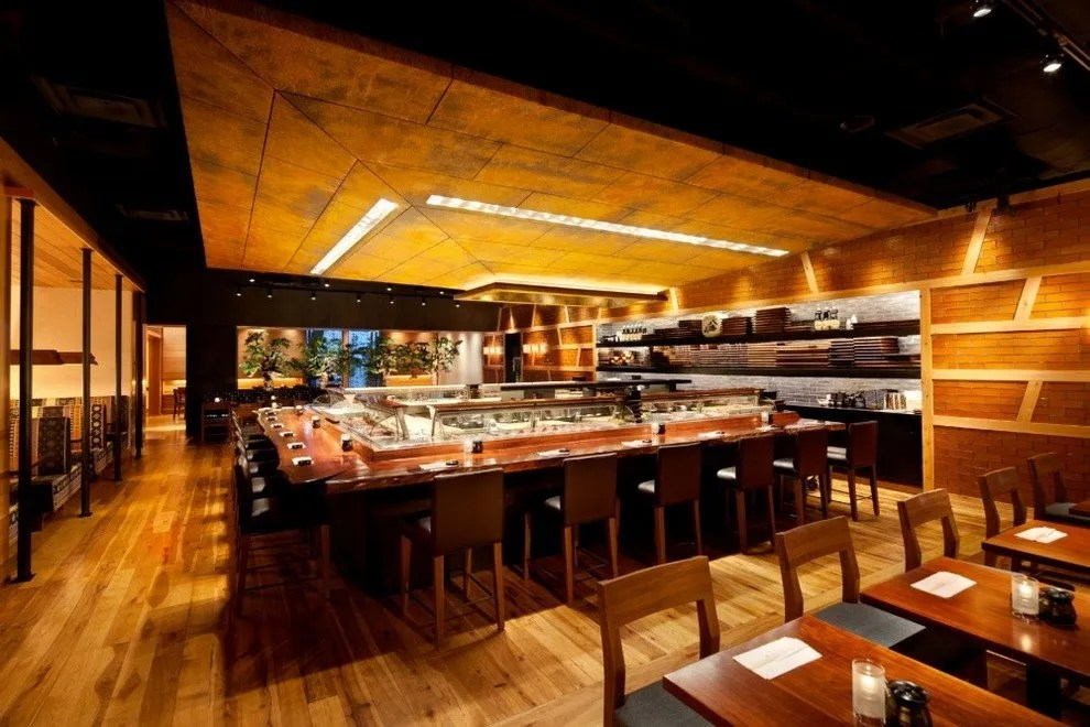 Blue Ribbon Sushi Bar  Grill Las Vegas Restaurants