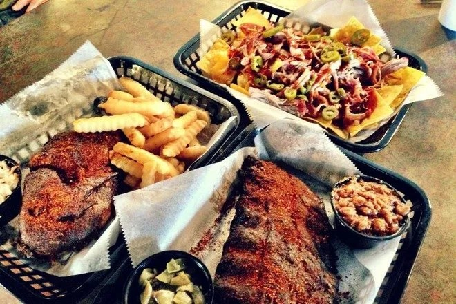 Memphis Barbecue Restaurants