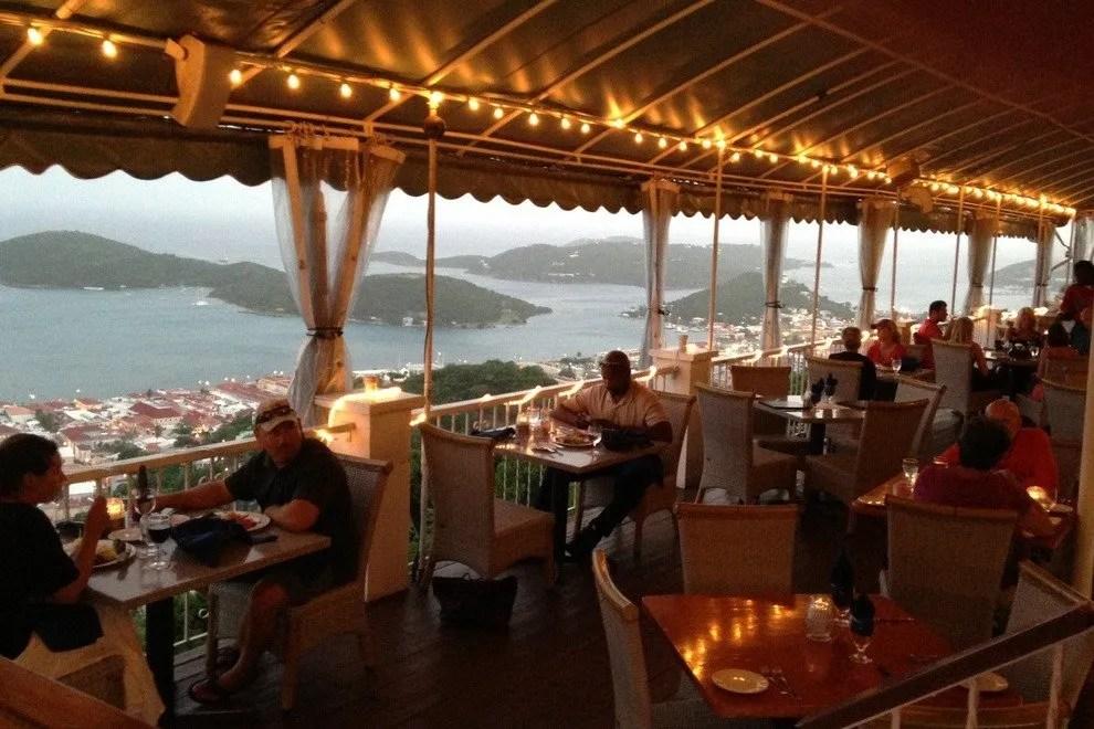 Mafolie Restaurant US Virgin Islands Restaurants Review 10Best Experts And Tourist Reviews