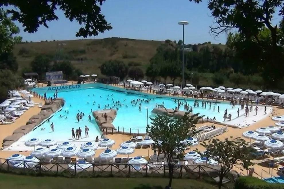AquaFelix Waterpark Rome Attractions Review  10Best