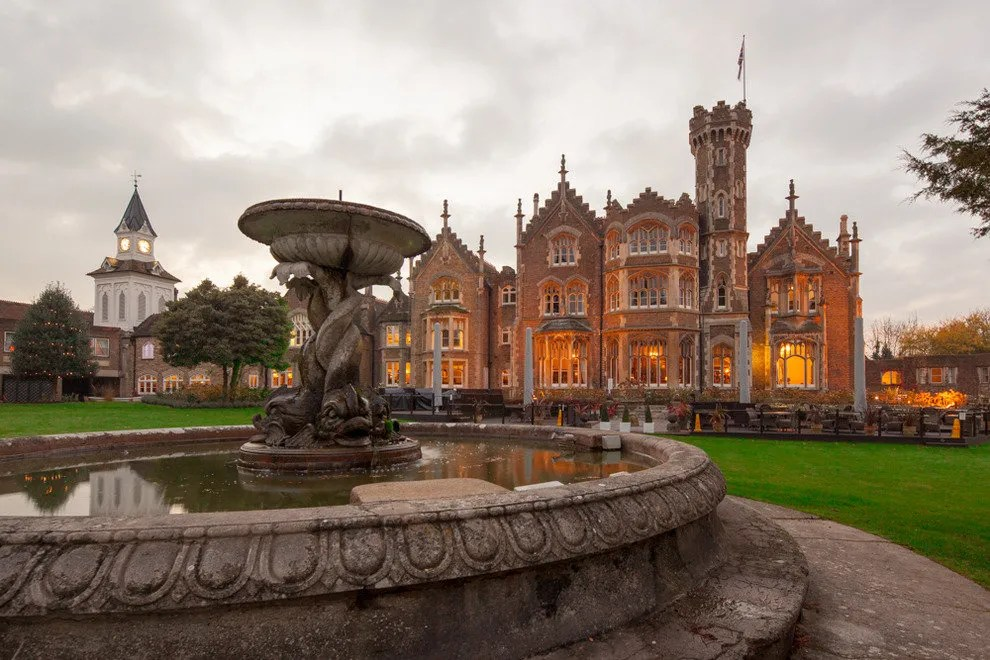 Do The Time Warp Again At Windsor S Oakley Court Hotel